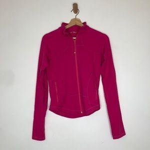 Lululemon pink women's jacket size small